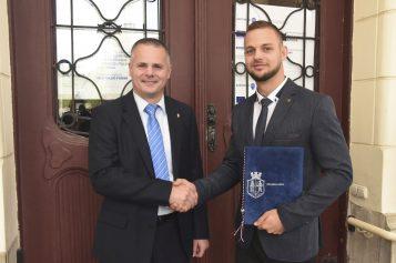 Bács-Kiskun Megye Sportjáért Díjat kapott a fülöpházi Pesti Márton