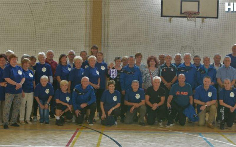 A KTE és a Kecskeméti Dózsa egykori kézilabdázói, kosárlabdázói és focistái találkoztak