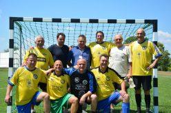 Baráti társaság alapított focicsapatot