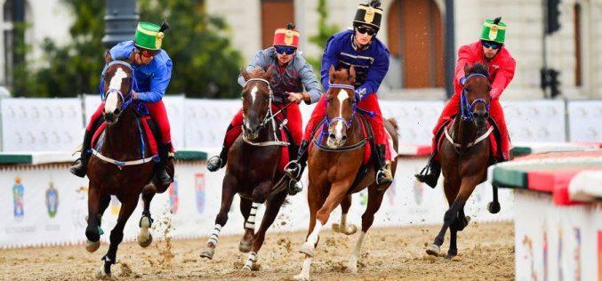Kunadacs lovasai a Nemzeti Vágtán