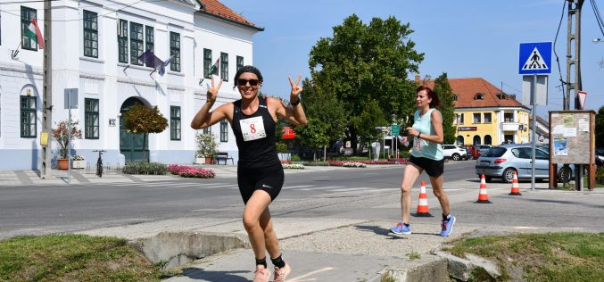 Szabadszállási Mentőalapítvány jótékonysági futóversenye
